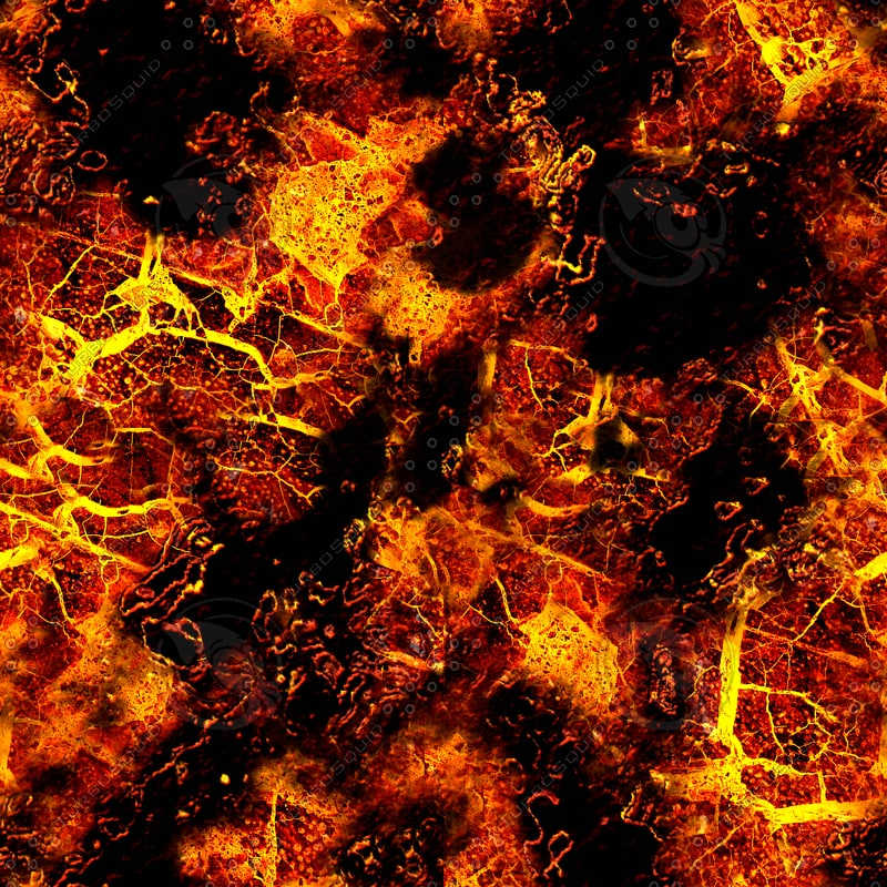 Game Textures Lava