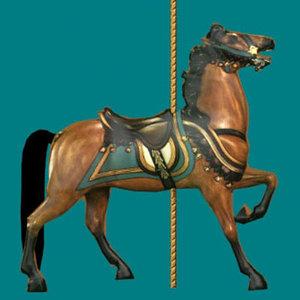 imagination carousel muller 3d model