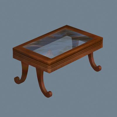 3d model imagination works furniture