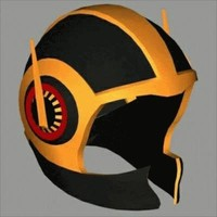 3dsmax helmet