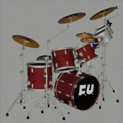drum 3d 3ds