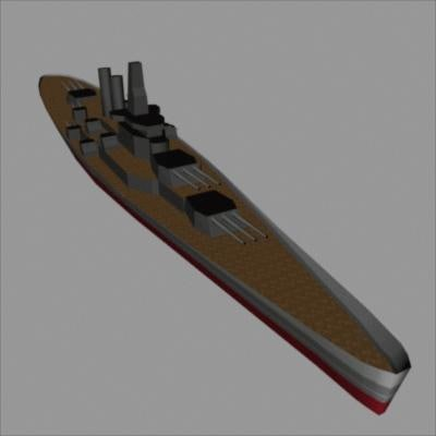 battleship 3ds