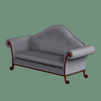 imagination works furniture 3d model