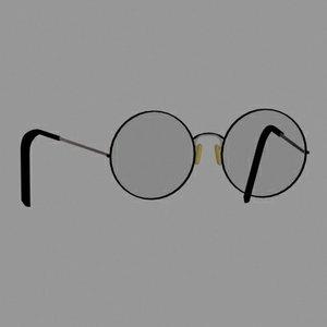 3d accessories glasses