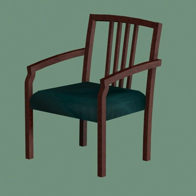 3d imagination works furniture model