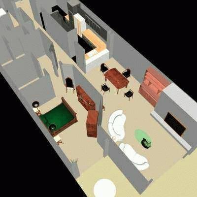 condo interior room
