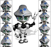 maya alien cyborg
