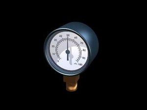 3d model pressure
