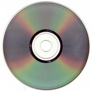 cd disk 3d model