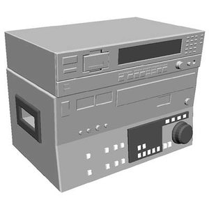 betacam deck 3d 3ds