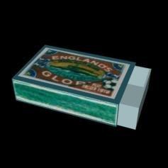 matchbox match box 3d 3ds