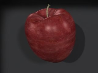 max red apple