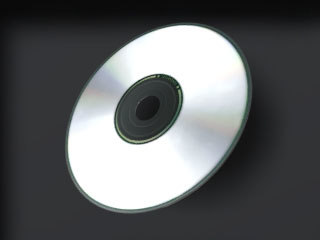 3dsmax compact disc