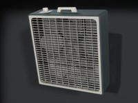 3ds max box fan