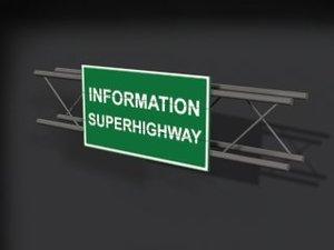 road sign 3d 3ds
