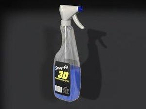 spray bottle max