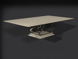 3ds max dinnete table