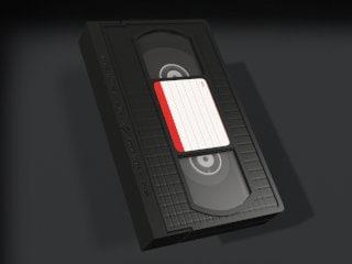 3dsmax vhs tape
