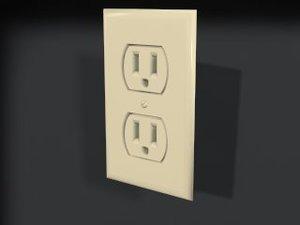 3d outlet render-ready
