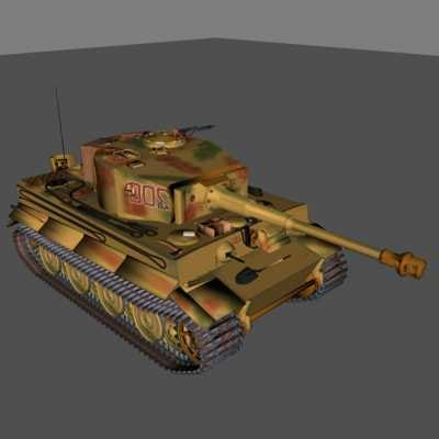 tiger 3ds