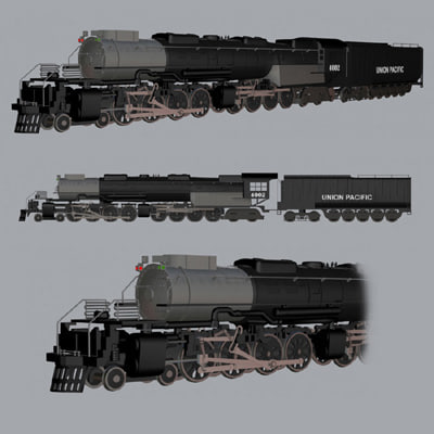 train engine max