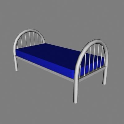 3d bed medium