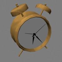 big bell clock 3ds