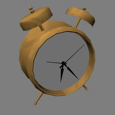 big bell clock 3ds