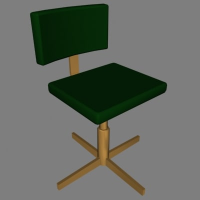 ofiice furniture 3ds