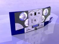 3d cd stereo