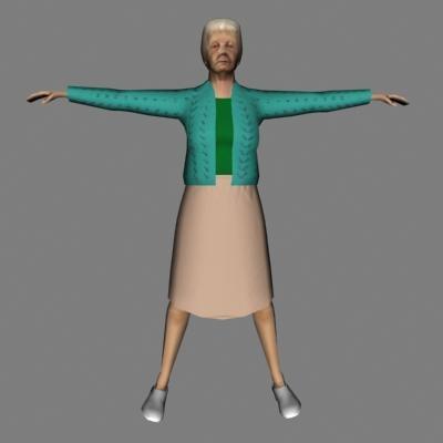 maya female woman human