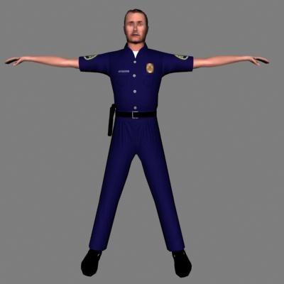 3d rob cop