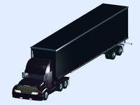 3ds truck cars