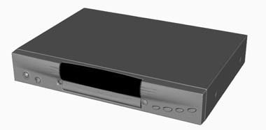 3d video recorder dvd player