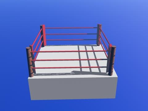 3d other boxing ring boxingring boxing ring4 ccuart Images