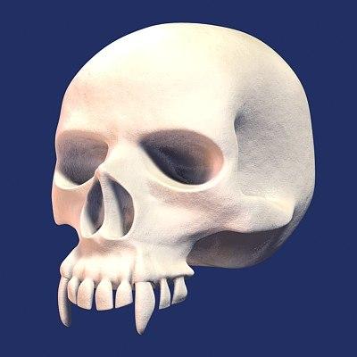 max demon skull
