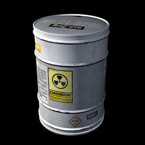 maya nuclear waste drum