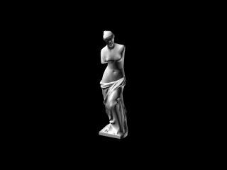 sculpture venere max