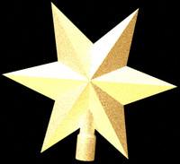 3d christmas tree star model