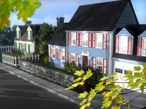 house 3d lwo