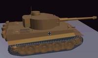 tiger 3d 3ds