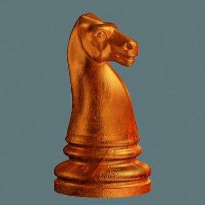 3dsmax horse