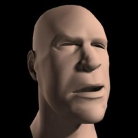 free max model head look cresshead