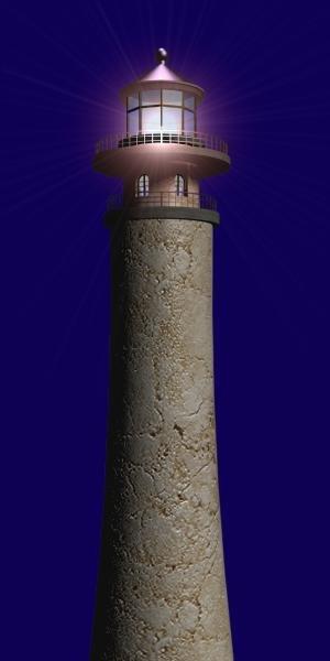 light house 3d model