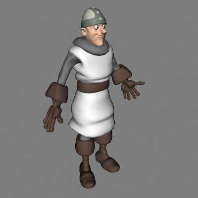 male knight 3ds