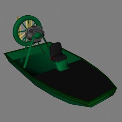 boat dxf