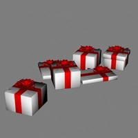 3ds presents gift box