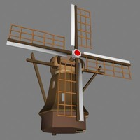 windmill 3ds