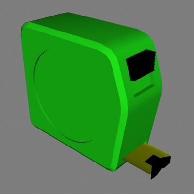 3dsmax tape measure tool