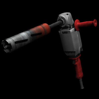 3d lwo drill tool power